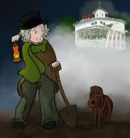 The Groundskeeper by ProjectAnimation
