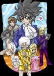 DEATH NOTE meets Austin Powers by GodsHellSing