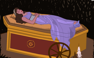 Once Upon A Time: Sleeping Beauty by SerenDippityDooDah