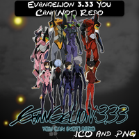 Evangelion 3.33 You Can (Not) Redo ICO & PNG by bryan1213