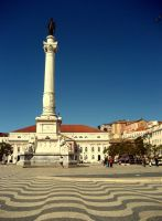Rossio by Macile