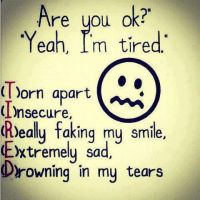 Tired by onedirectionislife