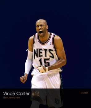 NBA Series: Vince Carter by LeBron6