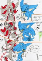 Comic - SONADOW by YamiYumi
