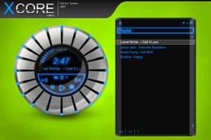 New X Core Face by Syntes