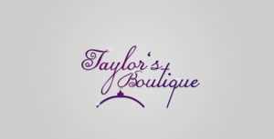 Taylor's Boutique - Logo by remember-the-silence