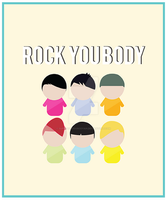 [VECTOR] VIXX  Rock Your Body Era by superaliciouscoyah