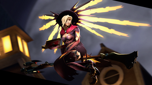 Mercy Witch by Okarinrentarou