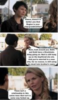 why swanqueen is ok by Kate-Kane