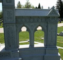 Mount Olivet Cemetery 133 by Falln-Stock