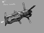 Somtaaw Plasma Corvette by Norsehound