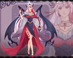 [COMMISSION] Custom Adoptable for Reversiwings by Z-E-N-E-R-O