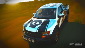 Ford Raptor  by Chainsaw8712