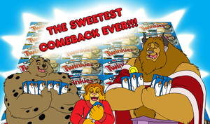 TWINKIES ARE BACK!!! by BennytheBeast