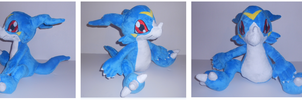 Veemon by Sophillia