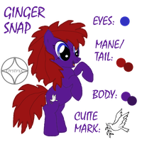 Ginger Snap Reference by Orstrix