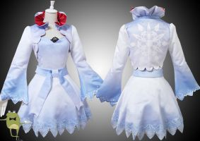 RWBY Weiss Schnee Costume Cosplay for Sale by cosplayfield