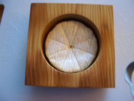 Camembert Cheese Divider by GlitterQueen