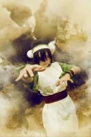 Toph Is Back by RacoonFactory