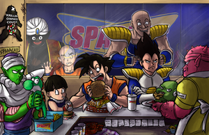 DBZ Abridged: SPACEY'S [WITH VIDEO PROGRESS LINK!] by ky-nim