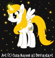 MLP - Unofficial Pony by cusackanne