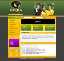 Fera Web Site by buioaloha