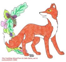 The Farthing Wood Fox by curiouskitten