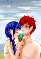 GaaHina- lick my icecream by desiderata-girl