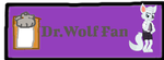 Dr.Wolf Fan Button by IrisPrismMLP