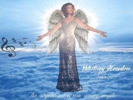 An angelic voice, now among angels by celticpath