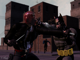 Under The Red Hood by NVent3d