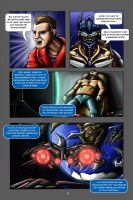 Beast Wars Evolution Page 7 by NSharkeyArt