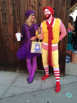 Hip Ronald and Grimace by BoKaier