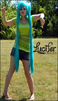 Miku is the Lucifer by IDK-Cosplay