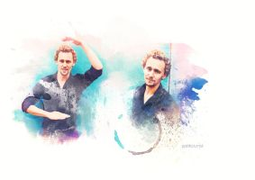 Hiddles Wallpaper by Bubblegum-Jellybean