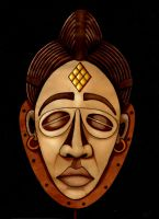 Masque Africain by onix565