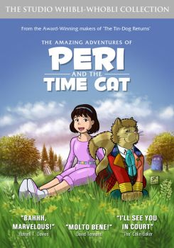 Peri and the Time Cat (2012) by SteveAndrew