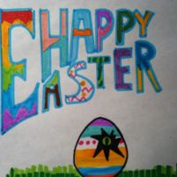 Happy Easter by AperatureScience