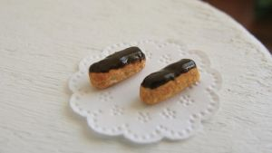Chocolate eclairs by AGTCT