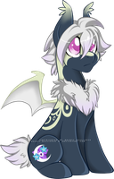 MLP OC :: Moon Orchid by SILK-RIBBON