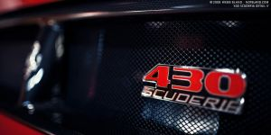 430 Scuderia Detail II by notbland