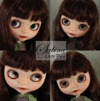 Sabina's Eyes - Up for Adoption! by KerriaRosette
