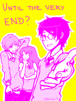 Until the very end? by Yumeragi-chan
