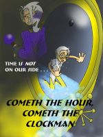 Cometh the Hour poster by DelDiz