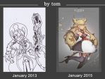 art for 2013-2015 by tom23579