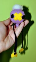 Drifloon, I choose you! by FreckleLemonade