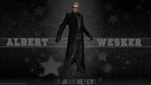 Albert Wesker by JhonyHebert