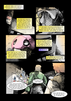 Five Nights at Freddy's : Day and Night page 4 by EyeOfSemicolon