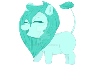 Lion Pony [Gift] by Vixenese
