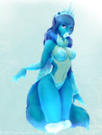 {c}Ice Queen || Mercury. by princelywitch